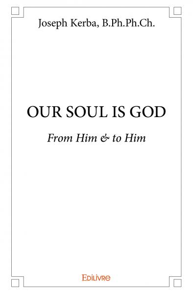 OUR SOUL IS GOD